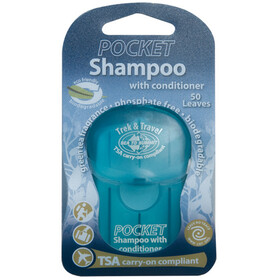 Sea to Summit Trek & Travel Pocket Hoitoshampoo 50 kpl